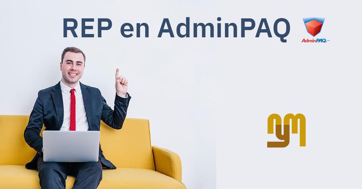 Curso gratuito REP en AdminPAQ