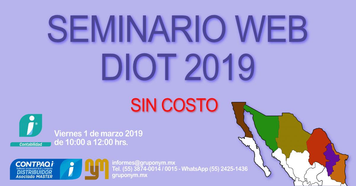 DIOT 2019