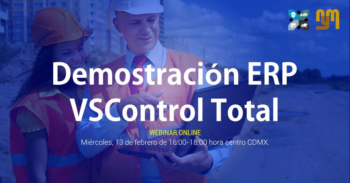 VSControl total